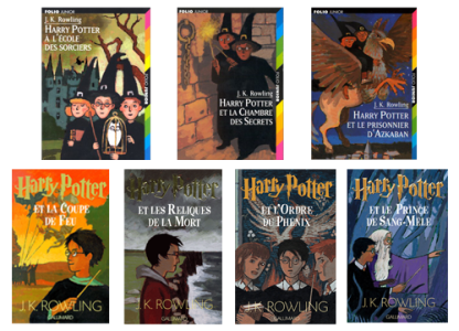 [Livre] Harry Potter - Saga