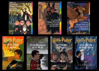 [Livre] Harry Potter - Saga