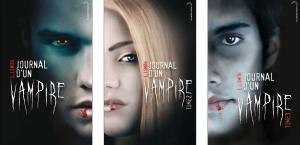 [Livre] Journal d'un vampire 1 à 3
