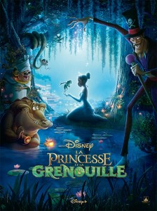 [Film] La princesse et la grenouille