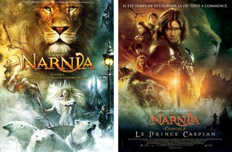 [Film] Le monde de Narnia 1 & 2