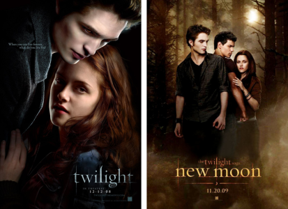 [Film] Twilight 1 & 2