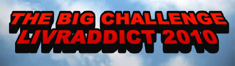 [Challenge] The big challenge Livraddict 2010