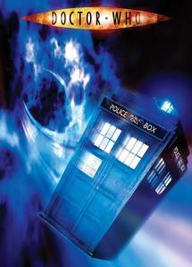[Série] Doctor Who - Tardis