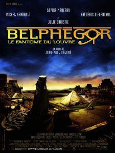 [Film] Belphégor, le fantôme du Louvre