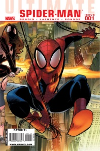[Bd] Spider-man ultimate 1