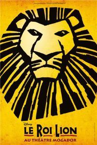 [Evènement] Le roi lion 1