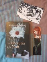 Livre n°1: Outre Tombe, tome 1 : Les morsures de la nuit d'Alyxandra Harvey