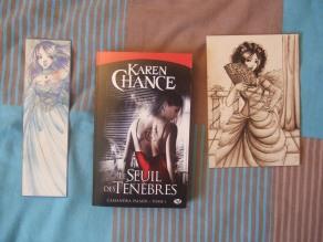 Livre n°2: Cassandra Palmer, tome 1 : Le Seuil des Ténèbres de Karen Chance