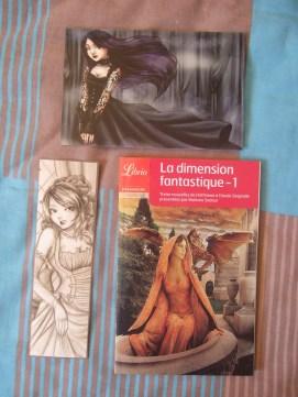 Livre n°3: La dimension fantastique, tome 1