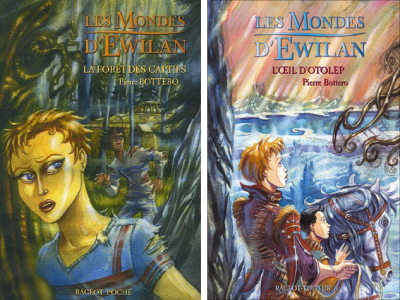 [Livre] Les mondes d'Ewilan 1 & 2