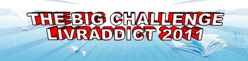 [Challenge] The big challenge Livraddict 2011