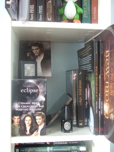 Dvd et goodies Twilight
