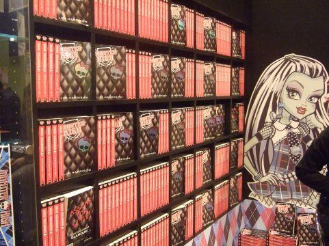 [Evènement] Salon du livre 2011 - Castelmore