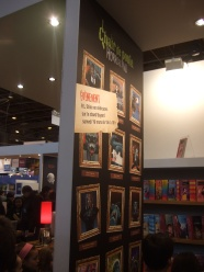 [Evènement] Salon du livre 2011 - Chair de poule