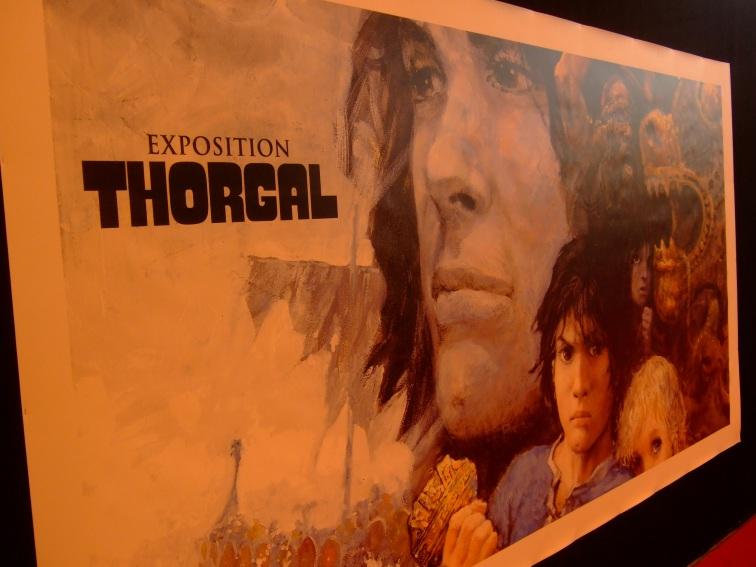 [Evènement] Salon du livre 2011 - Thorgal
