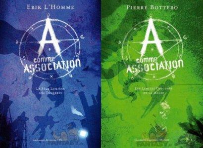 [Livre] A comme Association 1 & 2