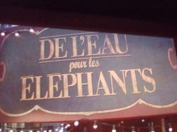 [Evènement] Avant-première - De l'eau pour les éléphants