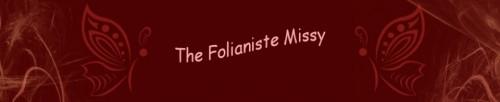 [Partenaire] The folianiste Missy - Ban