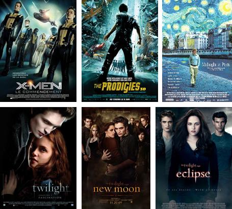 [Bilan] 2011 Juin - Films