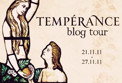[Autre] Tempérance - Blog tour 2