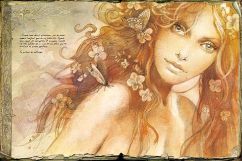 [Livre] La légende des dames de Brocéliande - Extrait