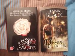 Les deux livres: Nuits d'Enfer au Paradis et Démon intérieur