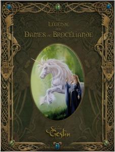 [Livre] La légende des dames de brocéliande