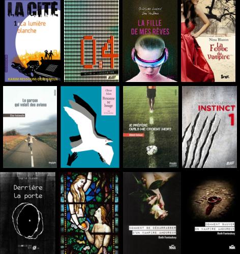 [Bilan] 2011 Novembre - Livres
