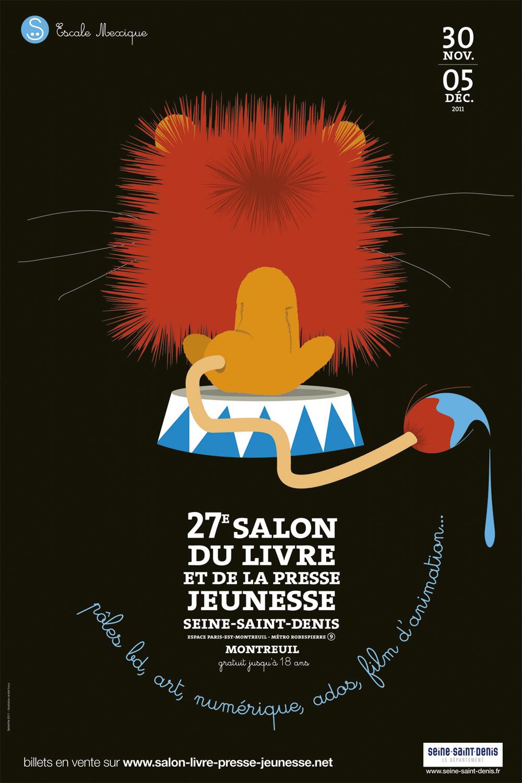 Concours sp cial salon du livre et de la presse jeunesse for Salon du livre montreuil 2017