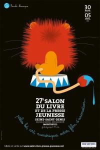 [Evènement] Salon du livre et de la presse jeunesse 2011