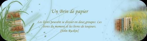 [Partenaire] Un brin de papier - Ban