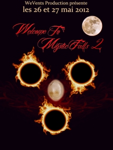 [Evènement] Welcome to mystic falls 2 - Affiche