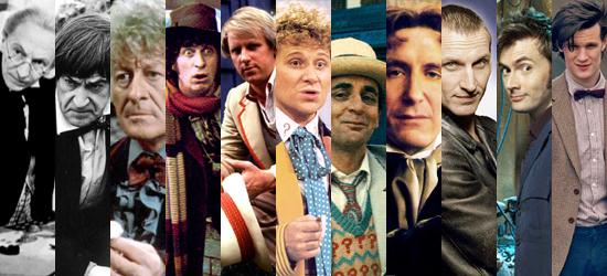 [Série] Doctor Who - Acteurs