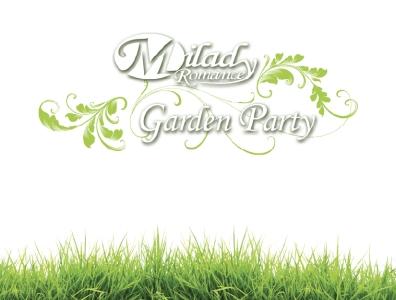 [Evènement] Garden party Milady romance