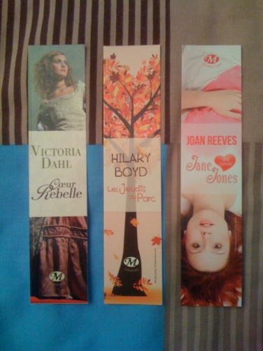 [Evènement] Garden party Milady romance - Marques-page 26