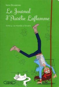 [Livre] Le journal d'Aurélie Laflamme 4
