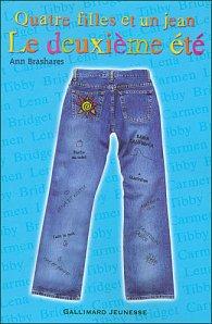 [Livre] Quatre filles et un jean 2