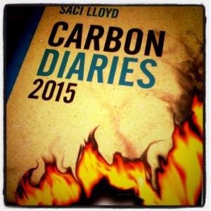 [Photo] Carbon diaries 2015
