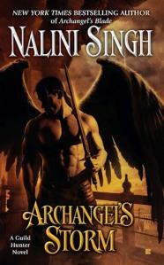 [Livre] Archangel's Storm