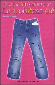 [Livre] Quatre filles et un jean 3