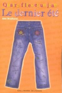 [Livre] Quatre filles et un jean 4