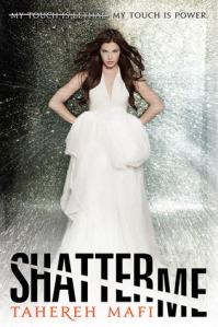 [Livre] Shatter me 1
