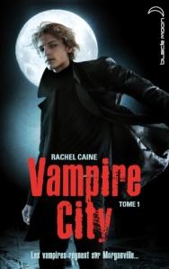 [Livre] Vampire city 1