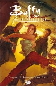 [Livre] Chroniques des tueuses de vampires 1