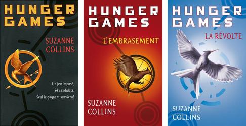 [Livre] Hunger games - Saga