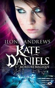 [Livre] Kate Daniels 1