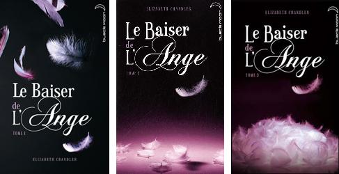 [Livre] Le baiser de l'ange - Saga