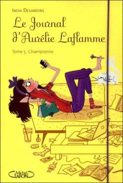 [Livre] Le journal d'Aurélie Laflamme 5