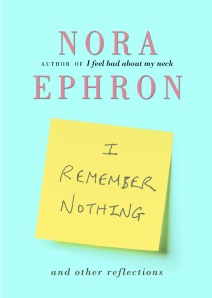 [Livre] I remember nothing